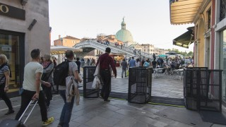 Венеция ограничава броя на туристите