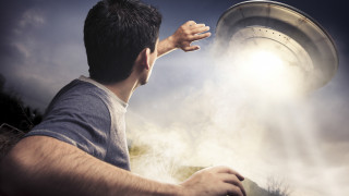 Коронавирусът винен за рекореден брой сигнали за НЛО в Белгия