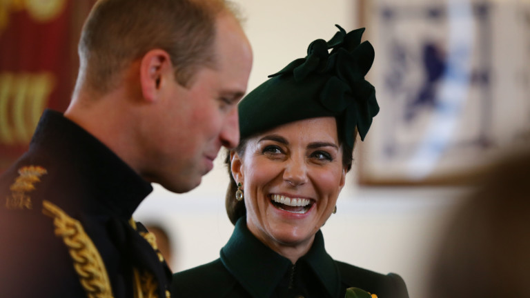 Първата среща на принц Уилям и Кейт Мидълтън е преди