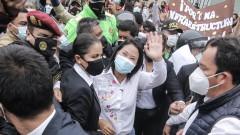 Кейко Фухимори печели изборите за президент в Перу