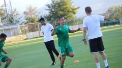 Пепи Златинов се зарече: Ще повторим играта си от мача с Арда