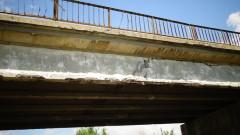 Покачване на Искър застрашава ремонта на моста край Червен бряг