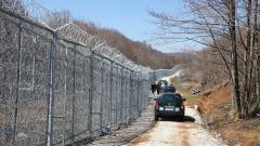 Ремонтът на оградата по турската граница приключва