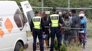 Литва, Латвия, Естония и Полша настояват за действия на ООН срещу мигрантите от Беларус