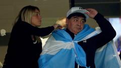 Марадона призна: Имам син!