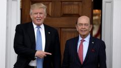 """Министърът на търговията на Тръмп с """"дебели"""" бизнес връзки със семейството на Путин"""
