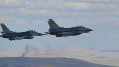 Армения обяви за нови случаи на турски F-16, използвани в боеве