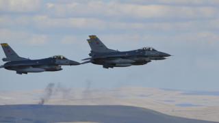 Илхам Алиев не изключва турските F-16 от защитата на страната си