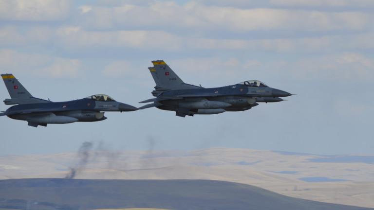 Турция неутрализира четирима кюрдски бойци в Северен Ирак