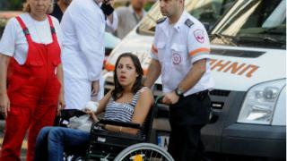 Част от пострадалите израелци ограбени в Бургас?