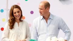 Как Уилям и Кейт поддържат тръпката