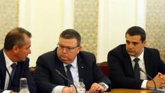 Не някой си Боршош е проблемът на държавата, отсече Цацаров