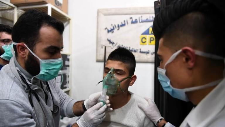 САЩ: Асад може да е използвал химическо оръжие през месец май