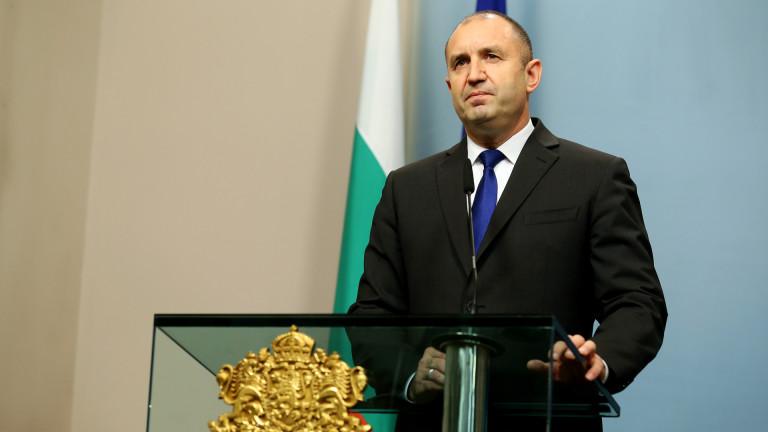 За президента Стефан Данаилов остава учител по непресторено рицарство