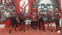 Бойците на ЦСКА са готови за Държавното първенство
