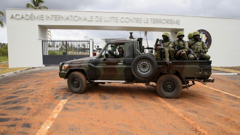 Нападение срещу военен пост в Кот д'Ивоар