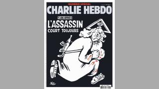 """Ватиканът осъди """"жалката"""" карикатура на Бог на """"Шарли ебдо"""""""