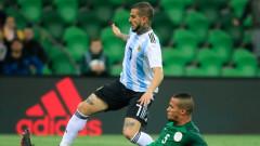 Тежка травма вади основния нападател на Аржентина от Мондиал 2018