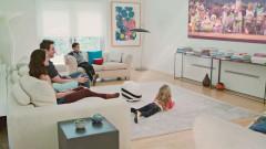 Робот-проектор превръща дома в място за забавление