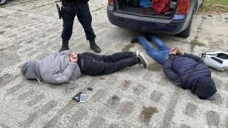 Заловиха двама обирджии в Бургас след извършване на поредната им кражба