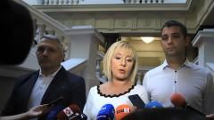 Манолова: Срещнах се със Слави по негова покана, убеждаваше ни да подкрепим мандата