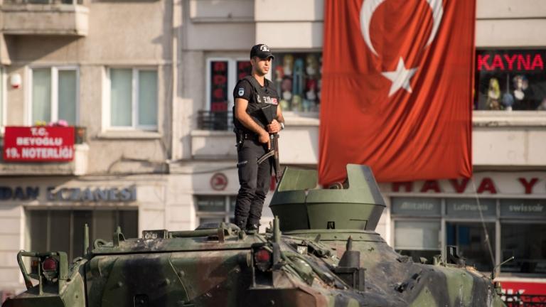 Турски съд наложи присъда от повече от 6 г. затвор