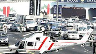 Нарушителите по пътищата в Дубай с още по-сурови наказания