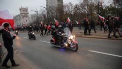 Хиляди крайнодесни в Полша не се подчиняват на COVID-19 ограниченията