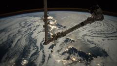 """Американският товарен кораб """"Сигнус"""" се насочи към космическата станция"""