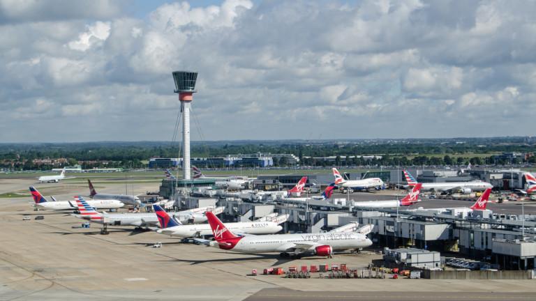 Най-голямото летище в Европа става още по-голямо с нова писта и още терминали