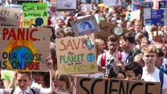 Милиони младежи протестират по света срещу климатичните промени