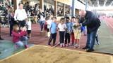 Министър Кралев откри ремонтираната зала за лека  атлетика вДобрич