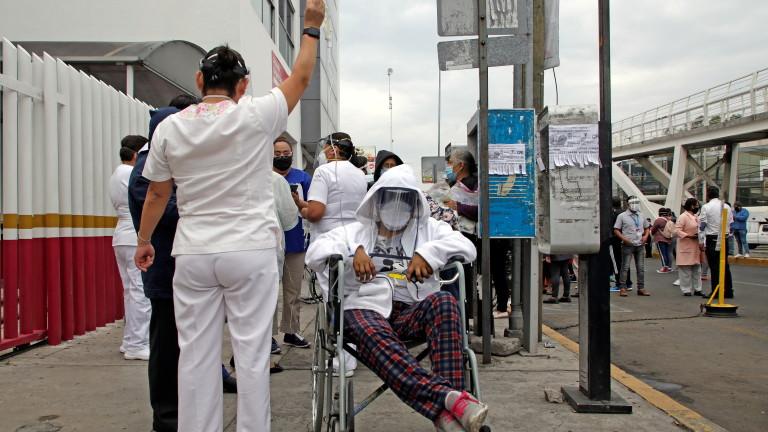 Най-малко четири жертви на земетресението в Мексико