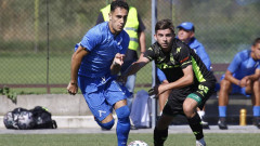 Maтeo Стаматов титуляр за Левски срещу Ботев (Пловдив)