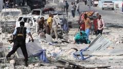 Близо 30 жертви при атентата в хотел в Сомалия