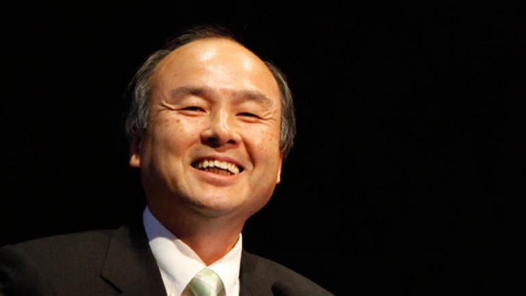 Печалбата на SoftBank се срина с почти 100%