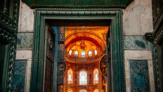 """И БПЦ иска """"Света София"""" в Истанбул да остане музей"""