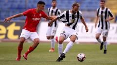 Локомотив (София) с първа победа във Втора лига