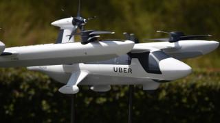 Uber разкрива летящото си такси (ВИДЕО)