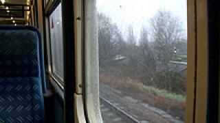 Влак удари автомобил в Германия