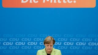 """Партията на Меркел обмисля """"коалиция Ямайка"""" след изборите през септември"""