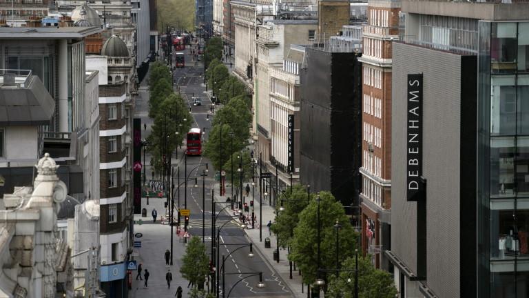 Едно на всеки седем жилища във Великобритания се продава за по-малко от седмица