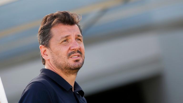 Треньорът на ЦСКА - Милош Крушчич, може да стане третият