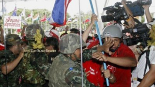 Арестуват лидерите на протестите в Тайланд