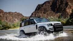 Новият Land Rover Defender ще се управлява с дистанционно