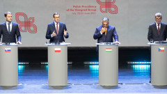 Вишеградската четворка иска от ЕС безвизов режим за гражданите на Беларус