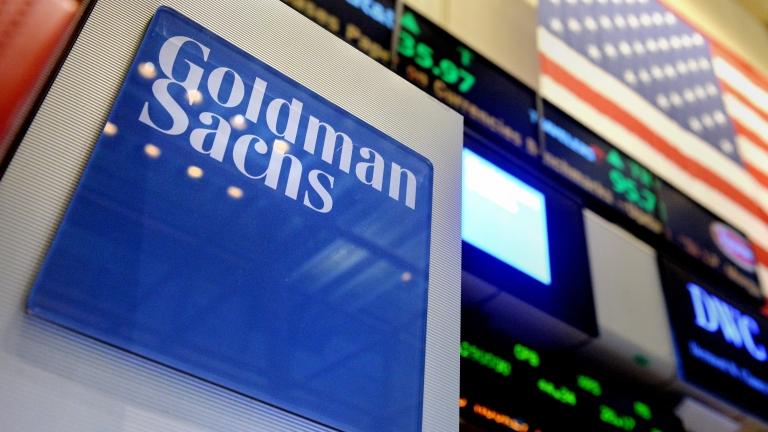 Goldman Sachs се отказва от планираната си печалба