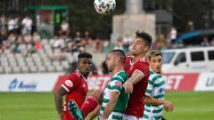 Луд мач във Варна! Отменен гол, пропусната дузпа, червен картон и Черно море - ЦСКА 1:1!