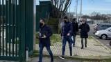 Иван Андонов пристигна в базата на Фиорентина за подпис