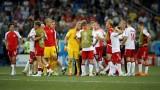 Каспер Шмайхел: Емоциите са смесени, чувстваме се победители в мача